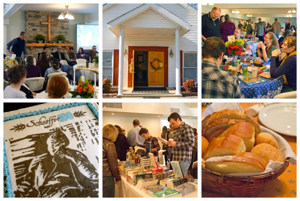 Pictures from the Schaeffer 100 conference January 2012